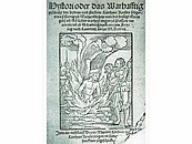 Trostbrief Luther an Kaiser