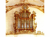 Orgel in Reichersberg